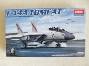 ACADEMY 1/100 1634 F-14A TOMCAT