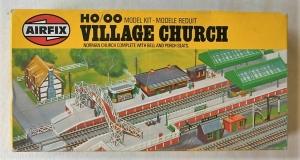 AIRFIX HO/OO 03623 VILLAGE CHURCH