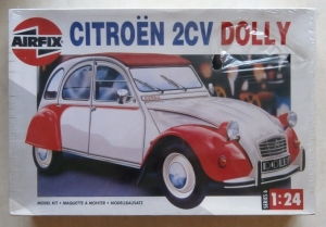 AIRFIX 1/24 06417 CITROEN 2CV DOLLY