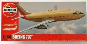 AIRFIX 1/144 04178A BOEING 737 SOUTHWEST/BRITANNIA