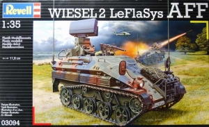 REVELL 1/35 03094 WIESEL2 LEFLASYS AFF
