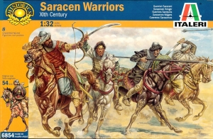 ITALERI 1/32 6854 SARACEN WARRIORS