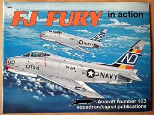 SQUADRON/SIGNAL AIRCRAFT IN ACTION  1103. FJ FURY