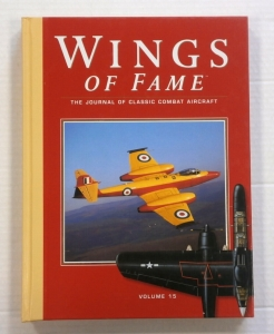 CHEAP BOOKS  ZB784 WINGS OF FAME VOLUME 15