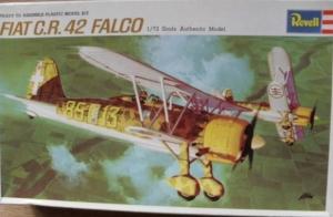REVELL 1/72 H648 FIAT C.R.42 FALCO