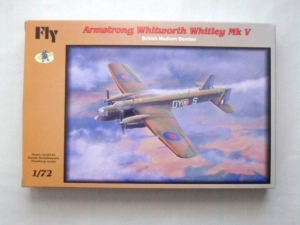 FLY 1/72 72006 ARMSTRONG WHITWORTH WHITLEY Mk.V