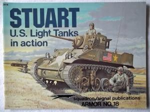SQUADRON/SIGNAL ARMOR IN ACTION  2018. STUART