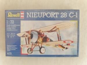 REVELL 1/72 4173 NIEUPORT 28 C-1