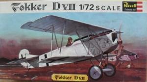 REVELL 1/72 H632SFB FOKKER D VII