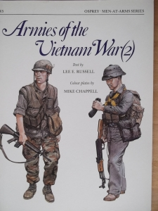 OSPREY  143. ARMIES OF THE VIETNAM WAR  2
