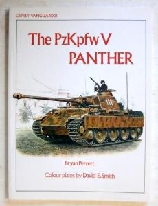 VANGUARD  21. THE Pz.Kpfw V PANTHER