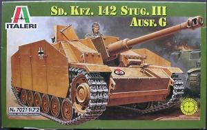 ITALERI 1/72 7021 Sd.Kfz.142 StuG III Ausf.G