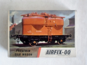 AIRFIX  R10 PRESTWIN SILO WAGON