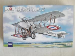 1/72 72060 SPAD S.A.2