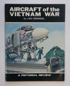 CHEAP BOOKS  ZB698 AIRCRAFT OF THE VIETNAM WAR