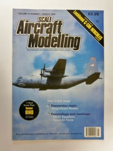 SCALE AIRCRAFT MODELLING  SAM VOLUME 20 ISSUE 01