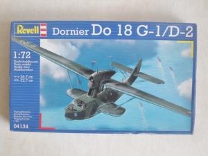 REVELL 1/72 04134 DORNIER Do 18 G-1/D-2
