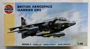 AIRFIX 1/48 05102 BAe HARRIER GR.3