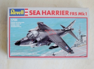 REVELL 1/144 4008 SEA HARRIER FRS Mk.1