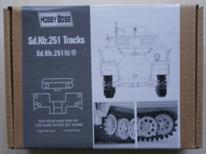 HOBBYBOSS 1/35 81005 Sd.Kfz.251 TRACKS