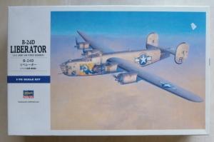 HASEGAWA 1/72 E28 B-24D LIBERATOR
