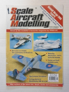 SCALE AIRCRAFT MODELLING  SAM VOLUME 27 ISSUE 11