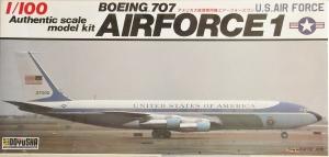 DOYUSHA 1/100 100 BOEING 707 AIRFORCE ONE