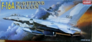 1/72 1620 F-16A FIGHTING FALCON
