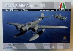 ITALERI 1/72 1360 CANT Z.506 AIRONE