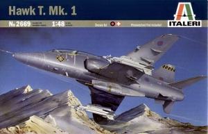 ITALERI 1/48 2669 HAWK T.Mk.1