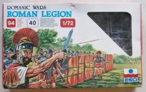 ESCI 1/72 224 ROMAN LEGION