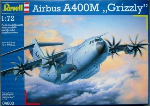 REVELL 1/72 04800 AIRBUS A400M GRIZZLY  UK SALE ONLY