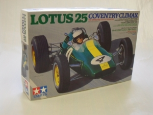 TAMIYA 1/20 20044 LOTUS 25 COVENTRY CLIMAX