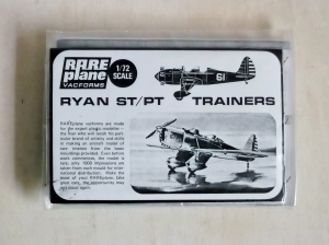 RAREPLANE 1/72 RYAN ST/PT TRAINERS