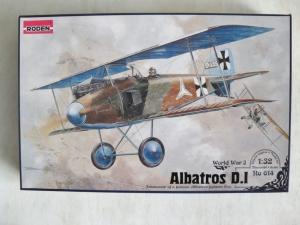 RODEN 1/32 614 ALBATROS D.I