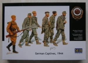 MASTERBOX 1/35 3517 GERMAN CAPTIVES 1944