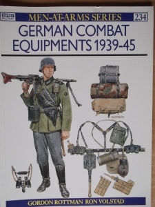 OSPREY  234.GERMAN COMBAT EQUIPMENTS 1939-45