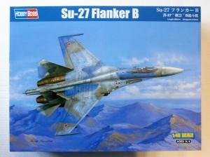 HOBBYBOSS 1/48 81711 Su-27 FLANKER B