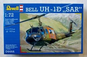 REVELL 1/72 04444 BELL UH-1D SAR