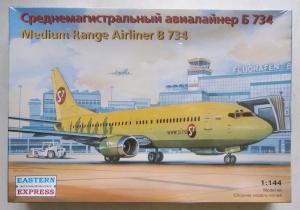 EASTERN EXPRESS 1/144 14425 MEDIUM RANGE AIRLINER B734