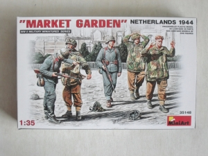 MINIART 1/35 35148 MARKET GARDEN NETHERLANDS 1944