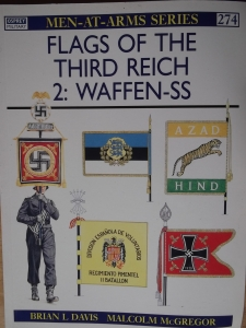 OSPREY  274. FLAGS OF THE THIRD REICH 2 - WAFFEN SS