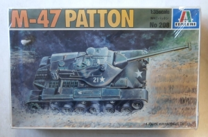 ITALERI 1/35 208 M-47 PATTON