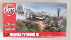 AIRFIX 1/72 02041 HAWKER TYPHOON IB