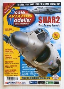 SCALE AVIATION MODELLER  SAMI VOLUME 18 ISSUE 08