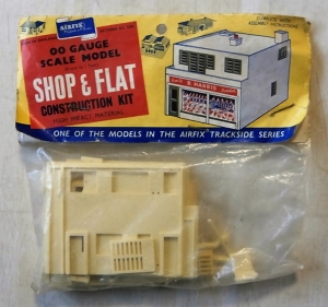 AIRFIX OO 4008 SHOP   FLAT TYPE I BAG