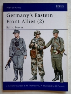 OSPREY  363. GERMANYS EASTERN FRONT ALLIES  2  BALTIC FORCES