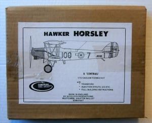 CONTRAIL 1/72 HAWKER HORSLEY
