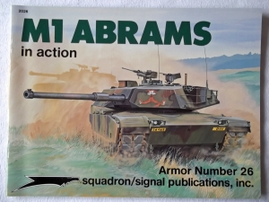 SQUADRON/SIGNAL ARMOR IN ACTION  2026. M1 ABRAMS