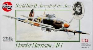 AIRFIX 1/72 02082 HAWKER HURRICANE Mk.I SPECIAL EDITION